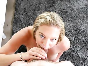 New Girl On Top For Her First Ever Anal Sex Scene