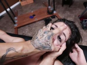 Teen Dominated And Fucked By Her Aggressive Master