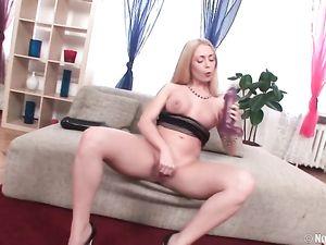 Anal Whore With Fake Tits Takes A Hot Gangbang