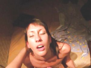 Skinny Slut In His Hot Tub Fucked From Behind