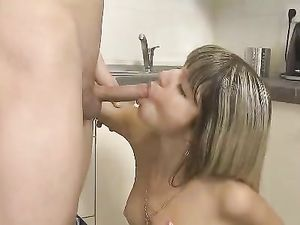 Tiny Teen With Gorgeous Titties Fucked Hardcore