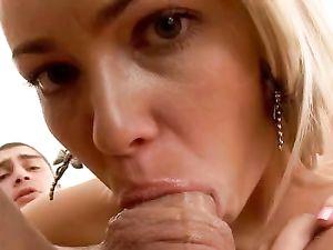 Slut In Sexy Panties Fucked Up The Ass
