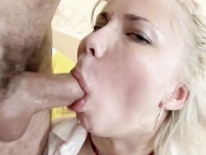 Schoolgirl Is A Naughty Anal Whore For Him