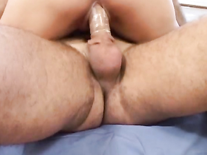 Latina Cocksucker Has Him Hard For Her Wet Pussy