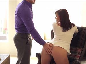 Cumming All Over Keisha Grey After Great Sex